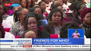 President Uhuru: I have lost several friends lately