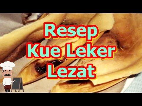 Video Resep Kue Leker Sederhana Praktis