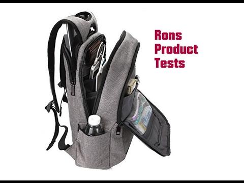 Spitzen Rucksack für Notebook, Tablet, Kameras UNI, Urlaub - MELIANDA MA-14100 stylisch