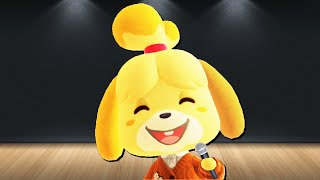 Isabelle  - (Animal Crossing) - Isabelle Singing Various Pieces of Music