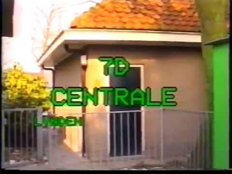 Analoge PTT Telecom Telefoon centrale