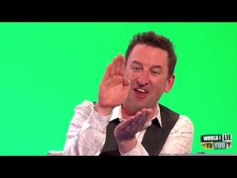 Je Richard vítěz aukce, drtič aut, nebo se schovával před naštvaný Řekem? - Would I Lie to You?
