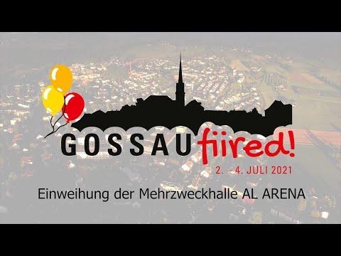 Einweihung AL Arena Gossau