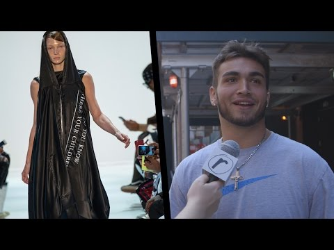 Real New Yorkers on the Really Weird World of Fashion Week | Racked