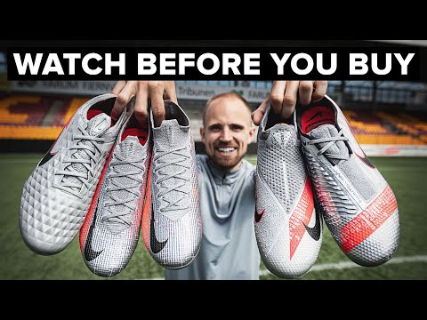 Testing EVERY NEW NIKE BOOT! | Nike Neighbourhood Play Test