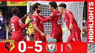 Watford 0-5 Liverpool Pekan 8