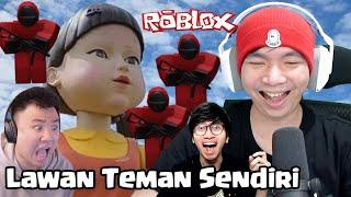 Melawan Teman Sendiri - Roblox Indonesia - Squid Game