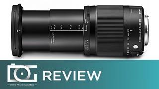 SIGMA 18-300MM F3.5-6.3 DC Macro Contemporary Zoom Lens for NIKON Crop Sensor Cameras | REVIEW