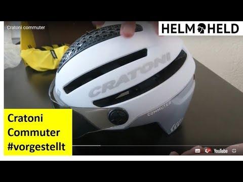 Cratoni - Commuter - Fahrradhelm für E-Bikes - unboxing (Deutsch)
