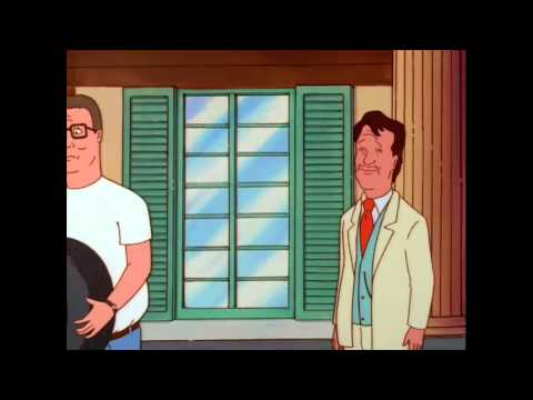 My favorite character from King of the Hill: Gilbert Fontaine de La Tour Dauterive