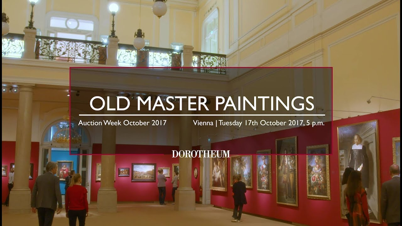 Old master paintings | Dorotheum auction preview | October 2017