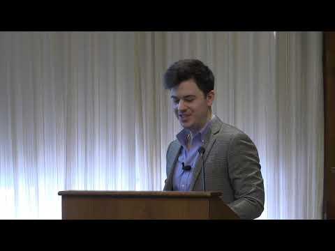 Colloquium with Nicholas Rinehart: 'Fugitive Mysticism' (02-20-2019)
