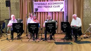 Frank Morrison And His SDB Playing A 2/4 Pipe March & 6/8 Pipe March