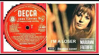 Marianne Faithfull - I'm A Loser 'Vinyl'
