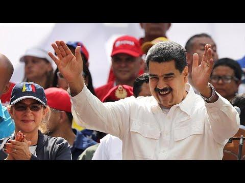 Βενεζουέλα: Εξοργισμένοι οι πολίτες για τις διακοπές ρεύματος…
