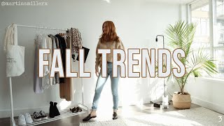 EARLY FALL OUTFIT IDEAS | Capsule Wardrobe
