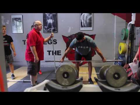 Pierre Roy - Teaching Weightlifting at AAS Certification - YouTube