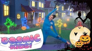 Ruby Broom  🎃   A Halloween Cosmic Kids Yoga Adventure!