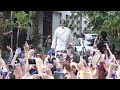 Amitabh Bachchan's Crazy Fans Gather Outside His House In Mumbai