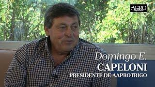 Domingo E. Capeloni - Quién es Quién en Comunicándonos en Diario Agroempresario