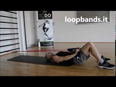 Fitness Generale video esercizi con elastico