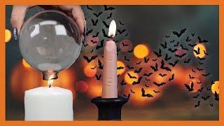 Last Minute Halloween Ideas! DIY Halloween Decor Ideas, Pranks and Hacks by Blossom