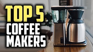 Best Coffee Maker in 2019 | Make Coffee In Your Home Or Office!