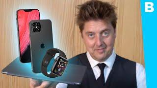 De iPhone 12, nieuwe Apple Watch, AirPods en meer waar Apple mee komt!
