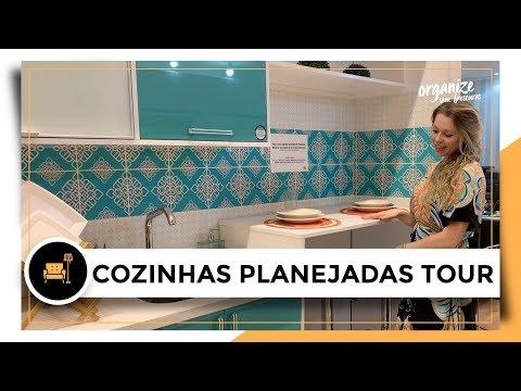 COZINHAS PLANEJADAS TOUR