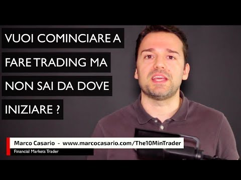 Forex semplice strategia