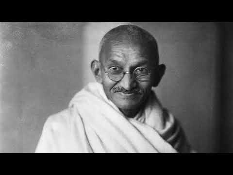 Vidéo de Mahatma Gandhi
