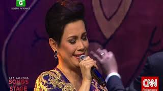Lea Salonga — Wind Beneath My Wings (Tribute to Mommy Ligaya)