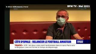 Franck Poret - BFMTV - Mai 2021