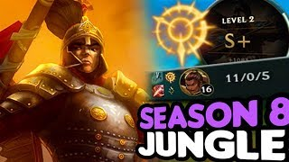 HOW TO HARD CARRY WITH XIN ZHAO - Season 8 Broken Freelo Jungler