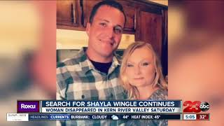 New Information about Missing Woman in Kern River Valley