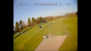 COVID-19 DAY 4 - Session 55 FPV Cruising the Ubiquitous TinyHawk Freestyle