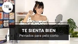 TRES PEINADOS QUE SON TENDENCIA PARA PELO CORTO | Trendencias