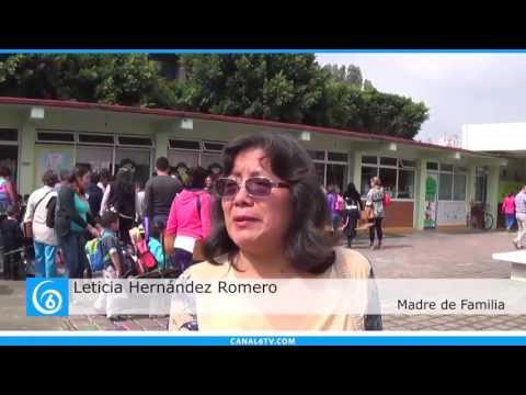 Inauguran techumbre y módulos sanitarios en el Jardín de Niño en Los Héroes