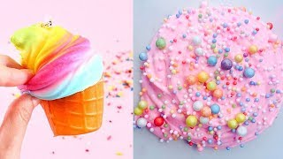 The Most Satisfying Slime Videos Compilation 🍭 New Oddly Satisfying 2018