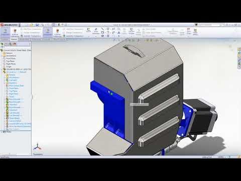 [INTELLIGY] Diseño de chapa metálica con SolidWorks