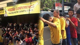 83 Pelaku Pungli Berhasil Dibekuk Polres Jakarta Utara, Hasil Pungli untuk Kebutuhan Sehari-hari