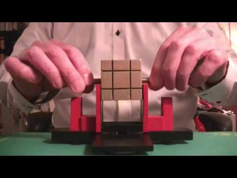 Wonder Block Thru Wand (Mini) by Holland Magic Studio