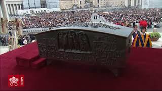 As relíquias de São Pedro: dom para a unidade da Igreja