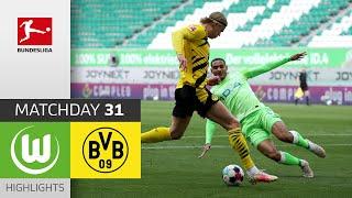 Wolfsburg 0-2 Dortmund Pekan 31