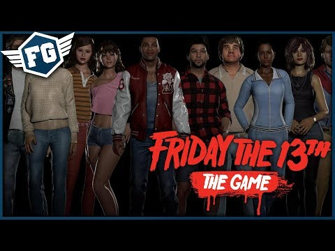 Friday the 13th: The Game - Zabití Jasona