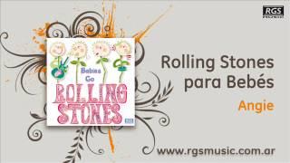 Rolling Stones para Bebés – Angie