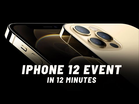 External Review Video ArXpouUnK3M for Apple iPhone 12 & iPhone 12 mini Smartphones