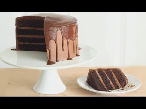 Video Chocolate Cake Recipe