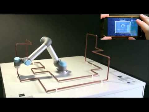 Video of Robot Run