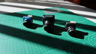 JJA Mini B19 1500TVL, $12 FPV Camera Review (compared with Runcam Phoenix 2) фото